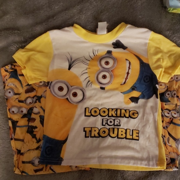 Universal Other - Despicable Me PJ's